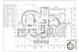 Архитектура схема план
