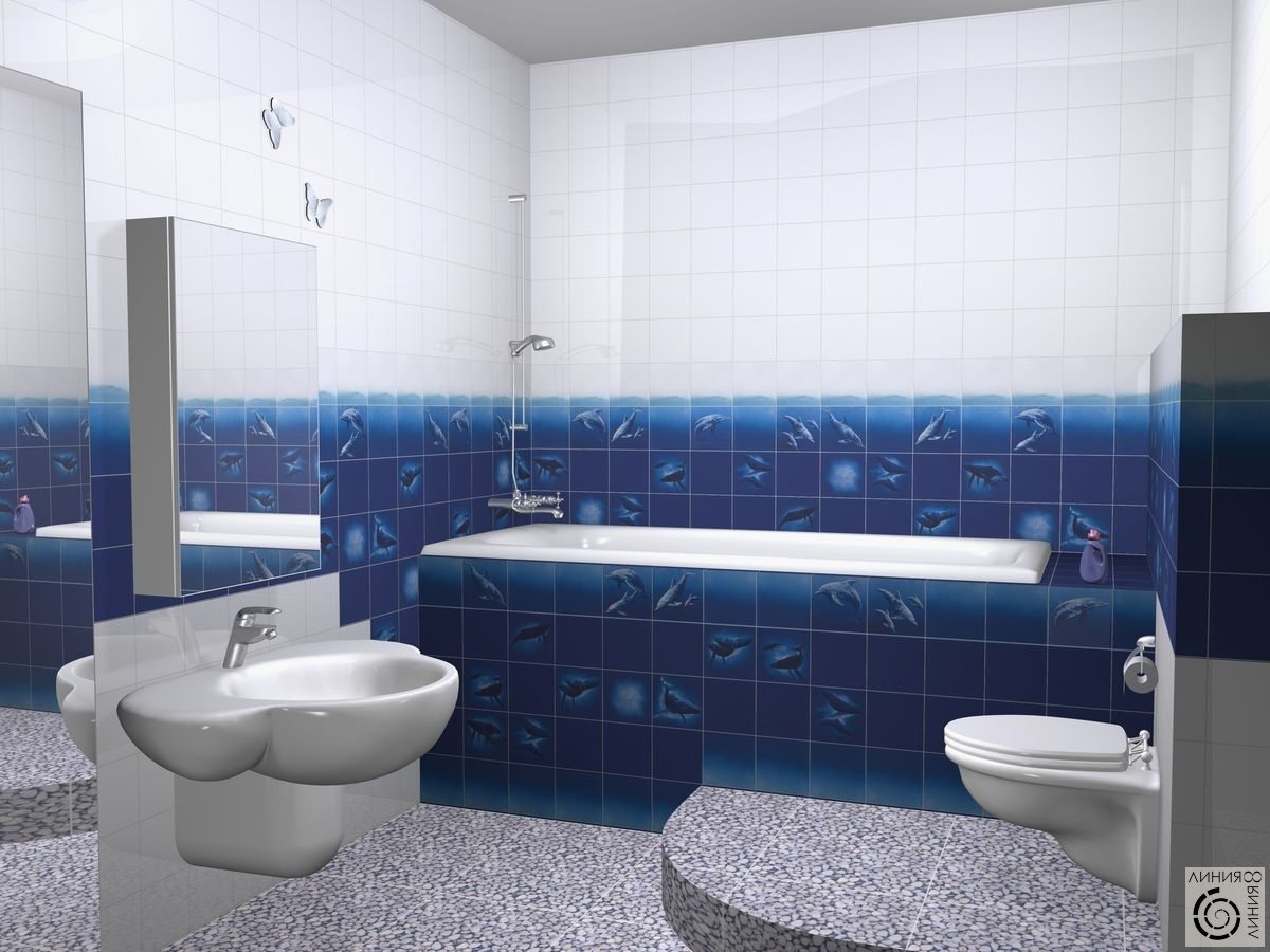 Kerama marazzi дизайн ванных комнат