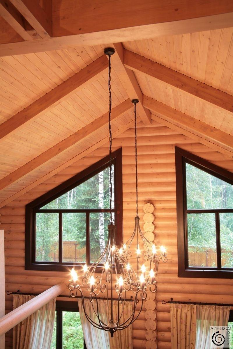 Фото интерьера дома со вторым светом 161