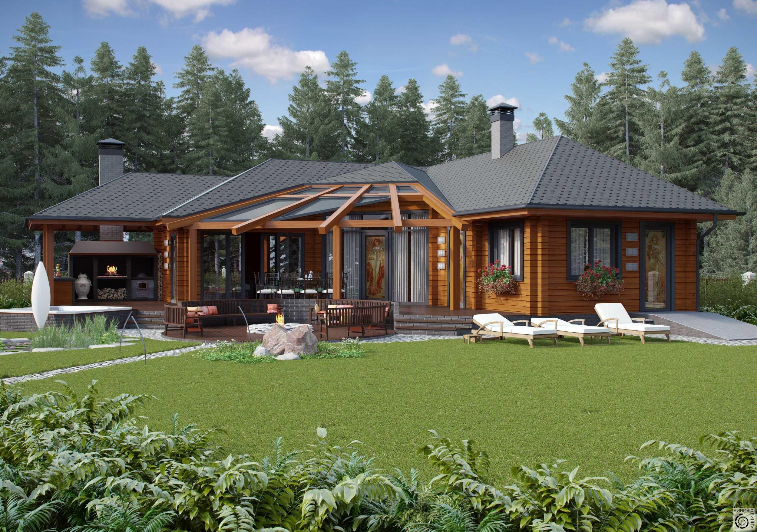 Готика дизайне дома