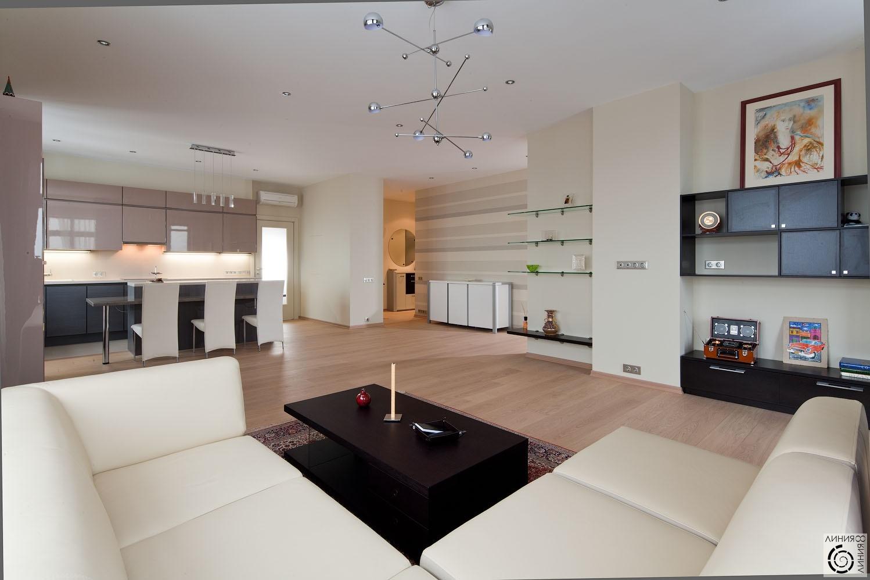 стекло в интерьере квартиры
