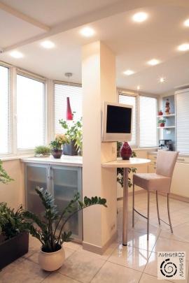 Дизайн интерьера квартиры в жулебино линия 8.